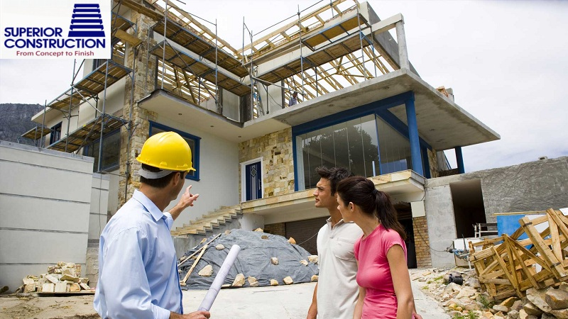 Explore the services of the best commercial construction company