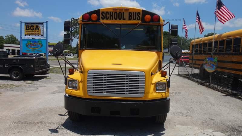 2002 Freightliner School Bus + A/C