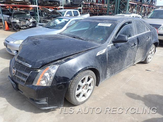 Used Parts for Cadillac CTS - 2009 - 901.GM6U09 - Stock# 8125YL