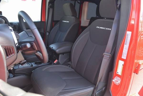 2017 Jeep Wrangler Unlimited Rubico