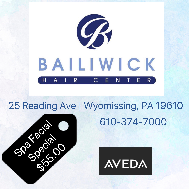 Bailiwick Hair Center Spa Facials