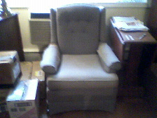 ETHAN ALLEN SOFA CHAIR FOR SALE. $50.00