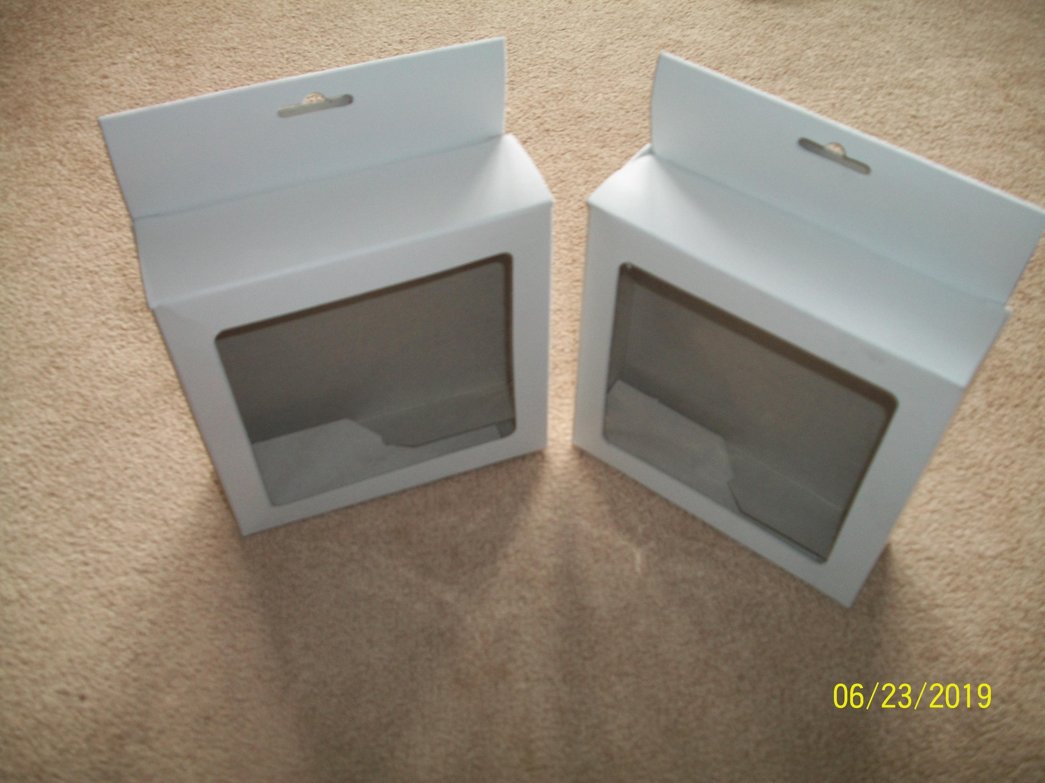 Merchandise Boxes