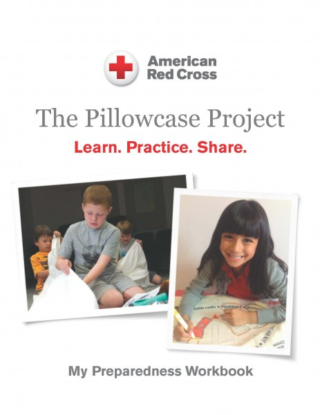 PillowCase Project with American  Red  Cross