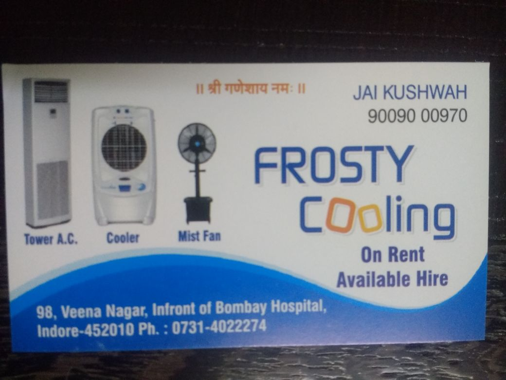 Service Provider of AC , cooler and mist fan on hire