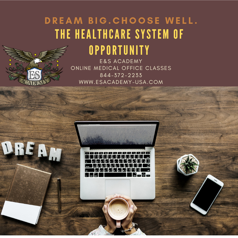 Dream Big. Choose Well. The healthcare system of opportunities