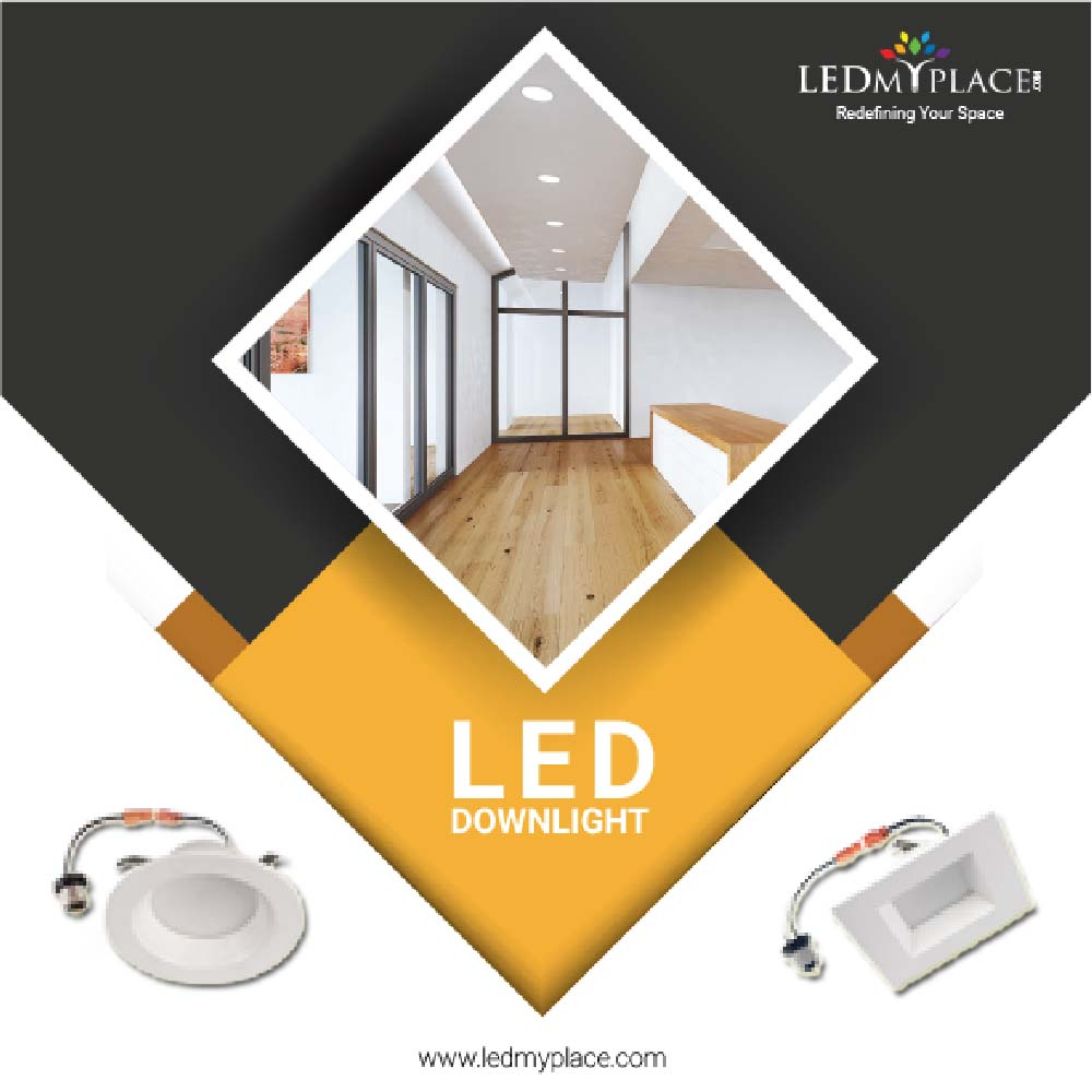 Get LED Downlights, Price Starting From $5