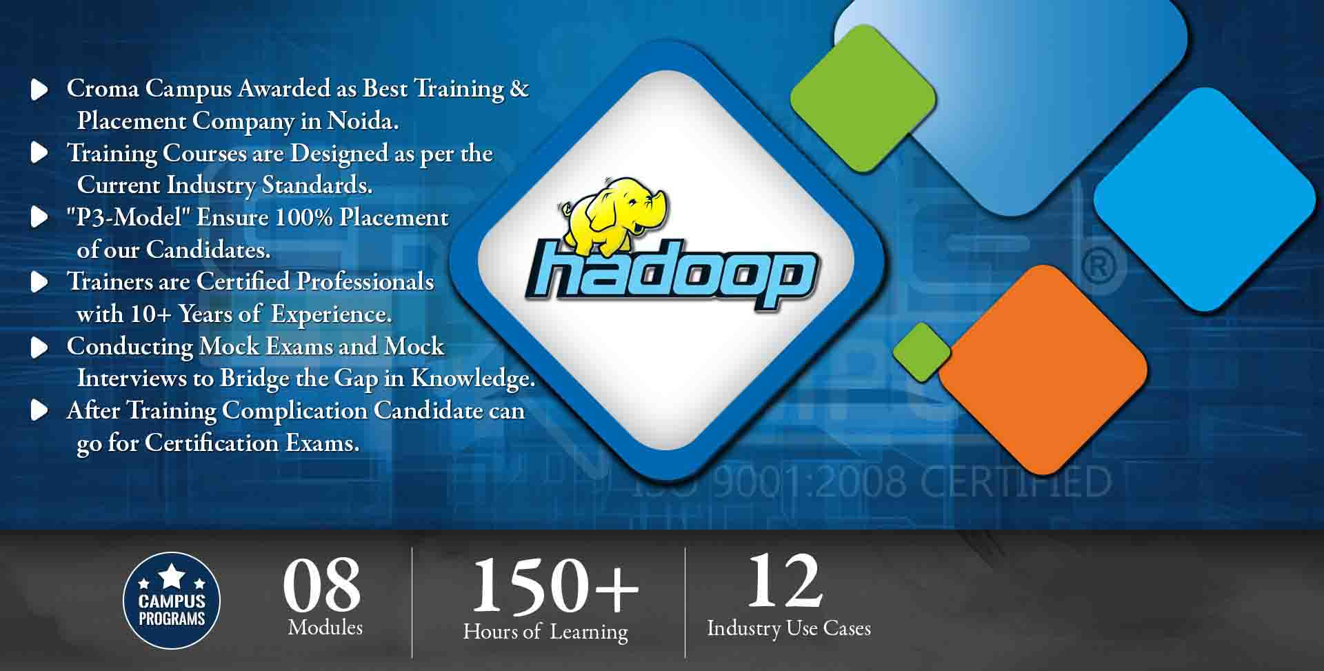 Best HADOOP Training Center in Delhi