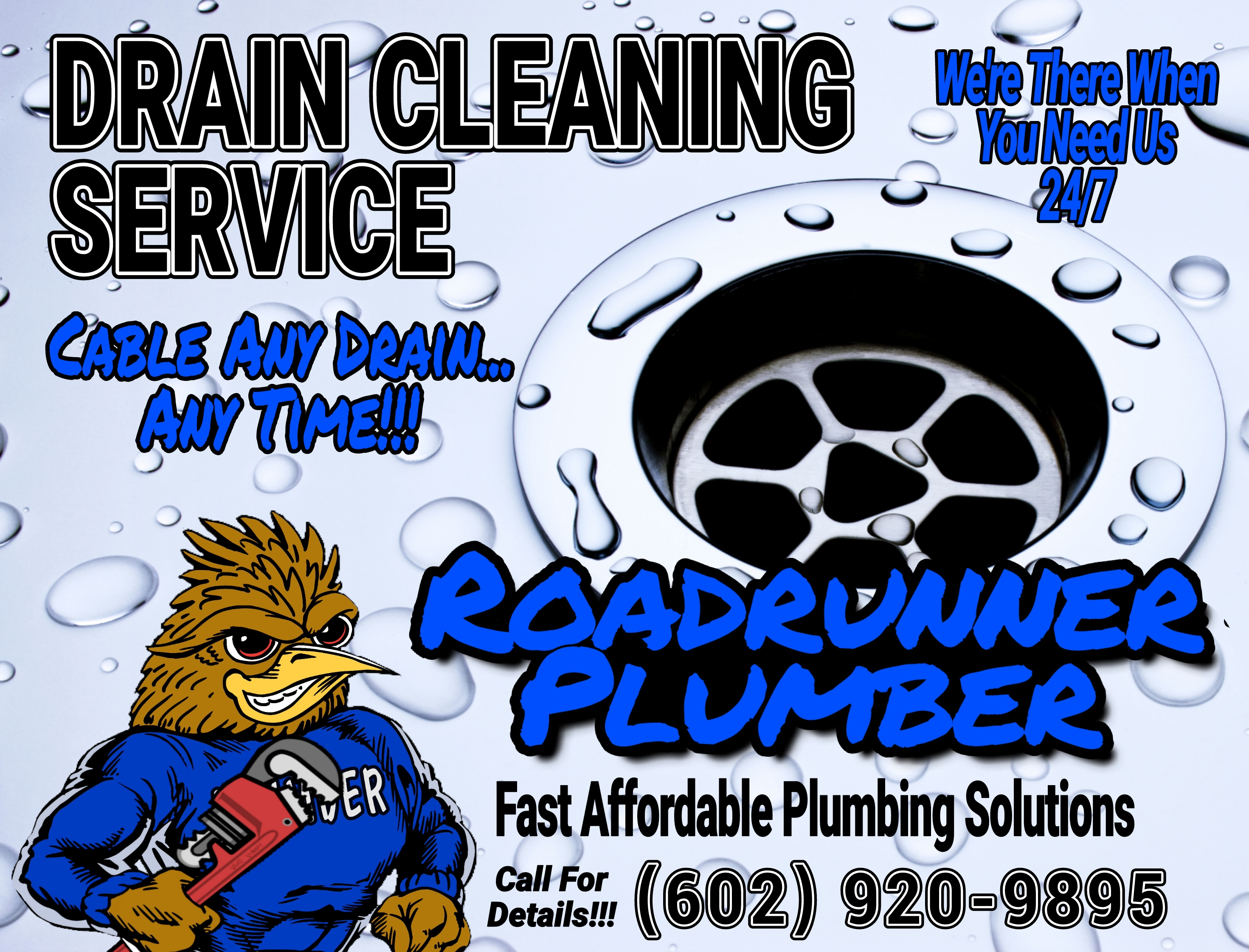 PLUMBING ⌦ DRAIN CLEANING SPECIALS ⌫ PLUMBER