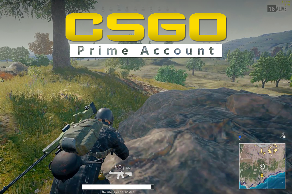 Buy Online CSGO Prime Accounts at Discounts Prices
