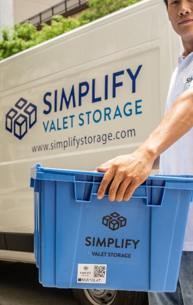 Simplify Valet Storage - Are you looking for a Simple Storage option