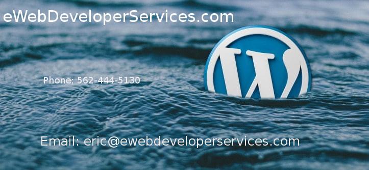 Las Vegas Based WordPress Developer - Builds*Customizations*Optimizations*Repairs