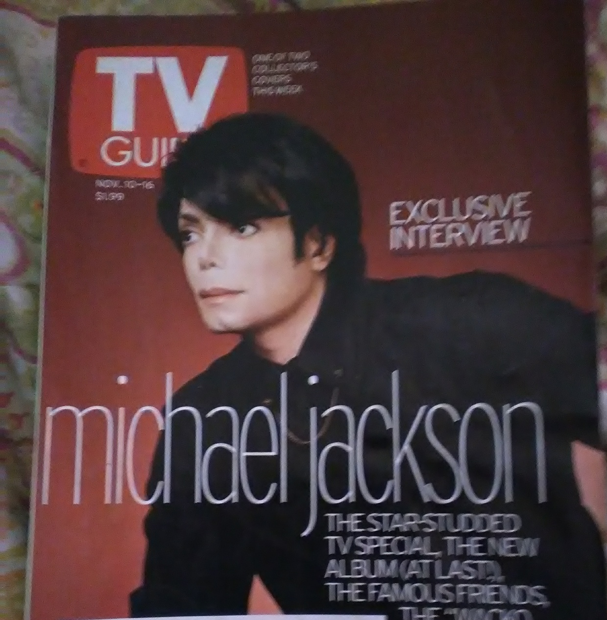 TV GUIDE MAGAZINES