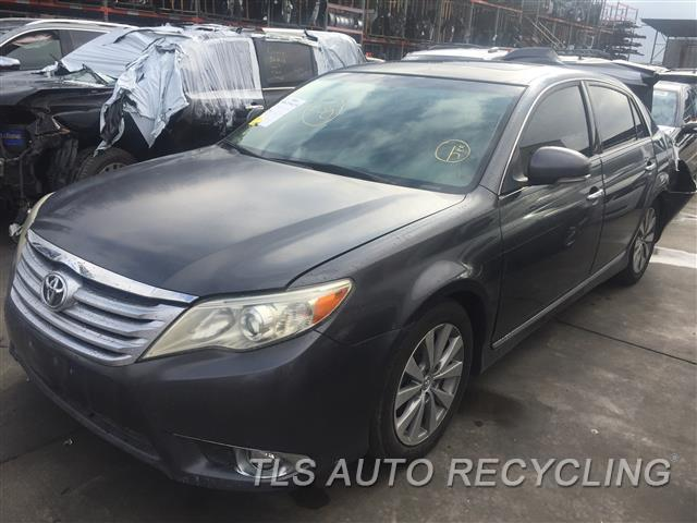 Used Parts for Toyota AVALON - 2011 - 901.TO1O11 - Stock# 8660BL