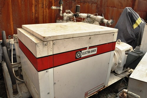 GARDNER DENVER EAQ50C ELECTRA SAVER ELECTRIC AIR COMPRESSOR