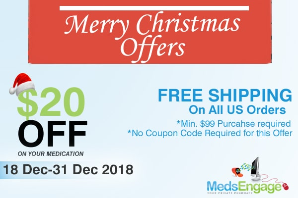 Medsengage- Christmas Offers