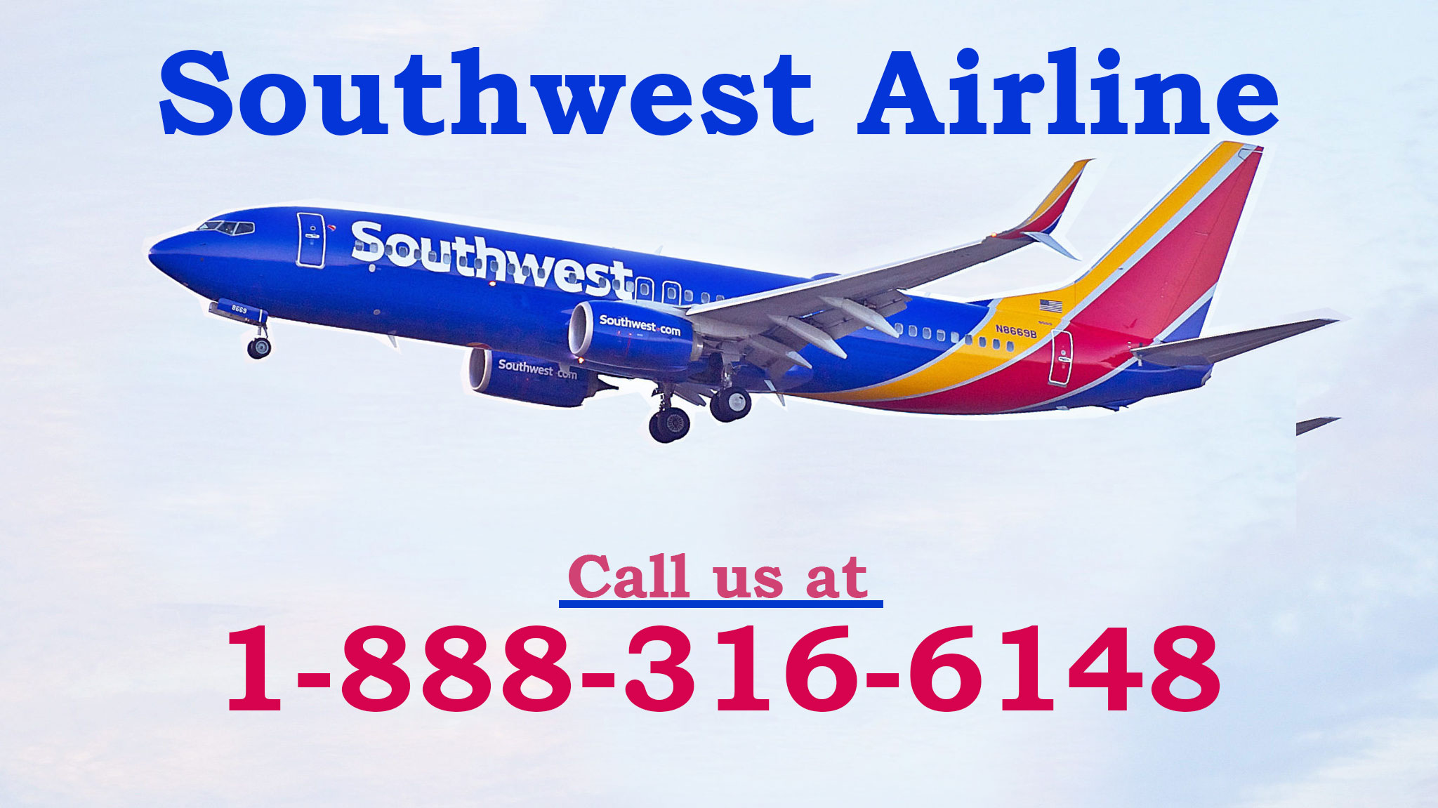 Southwest Airline Tickets {1-888-316-6148} Southwest Airline Number