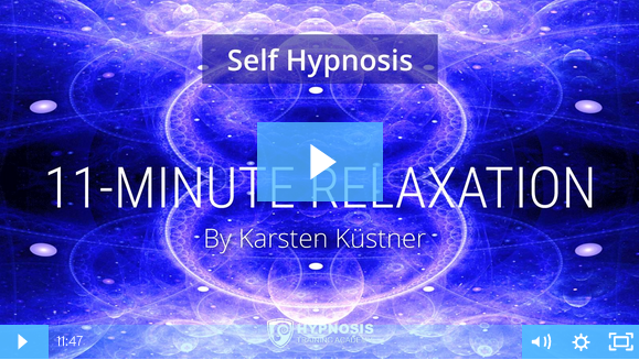 Guided Self-Hypnosis Induction: Part 1
