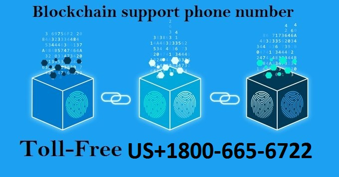 Open Support ticket for Blockchain.