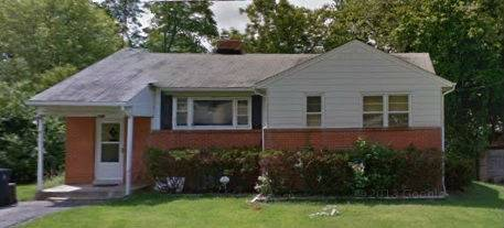 2 bedroom 1 bath fixer upper house in Lanham Maryland!