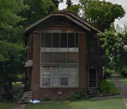 2 bedroom 1 bath fixer upper house in Little Rock Arkansas!