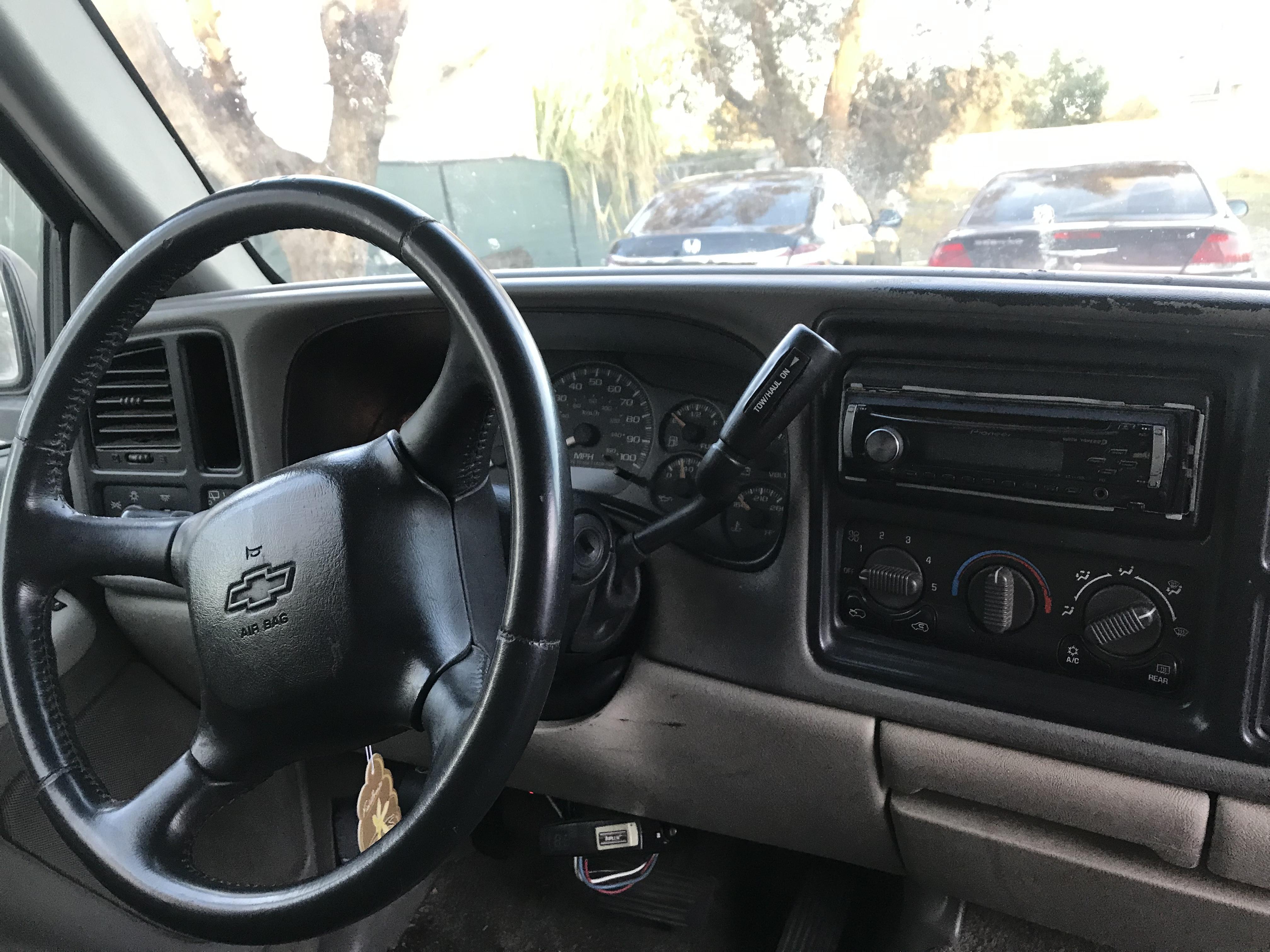 2002 Chevrolet Ls Tahoe