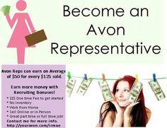 Become Avom Representative