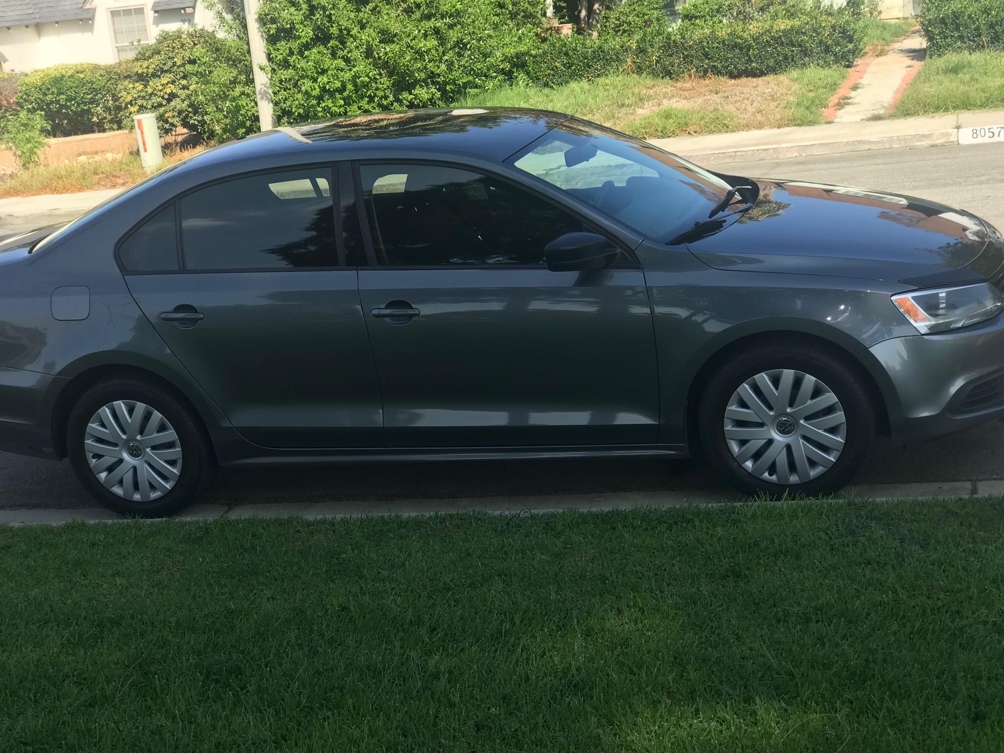 2012 VW Jetta S 2.0L