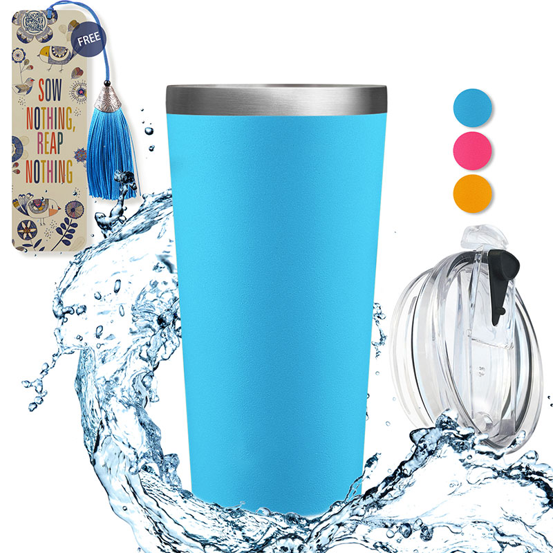 FDA -approved Double Wall Stainless Steel Vacuum Insulated Tumbler, Save 10%