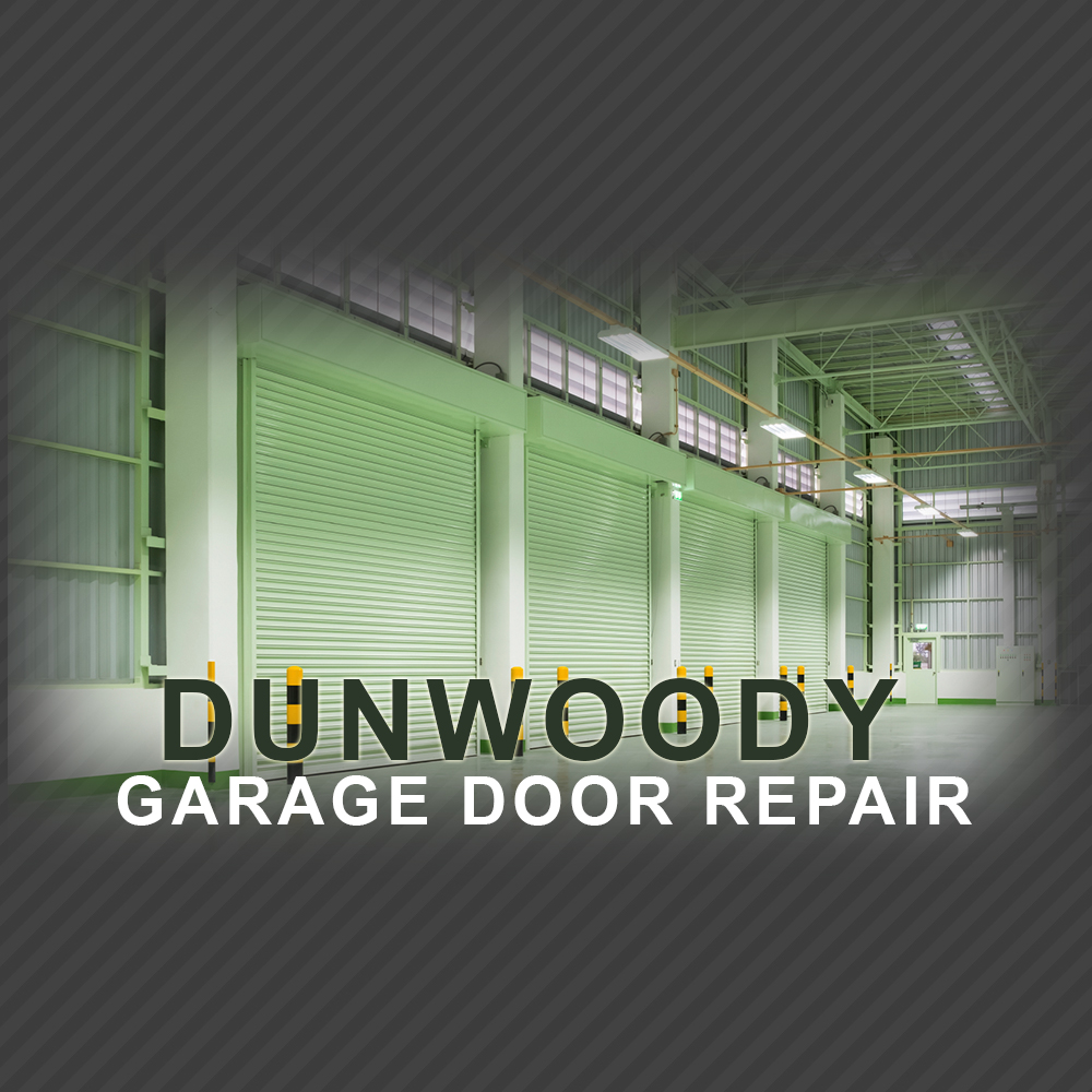 Insulated Garage Door Installation in Dunwoody, GA