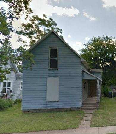 1 bedroom 1 bath fixer upper house in Anderson Indiana!