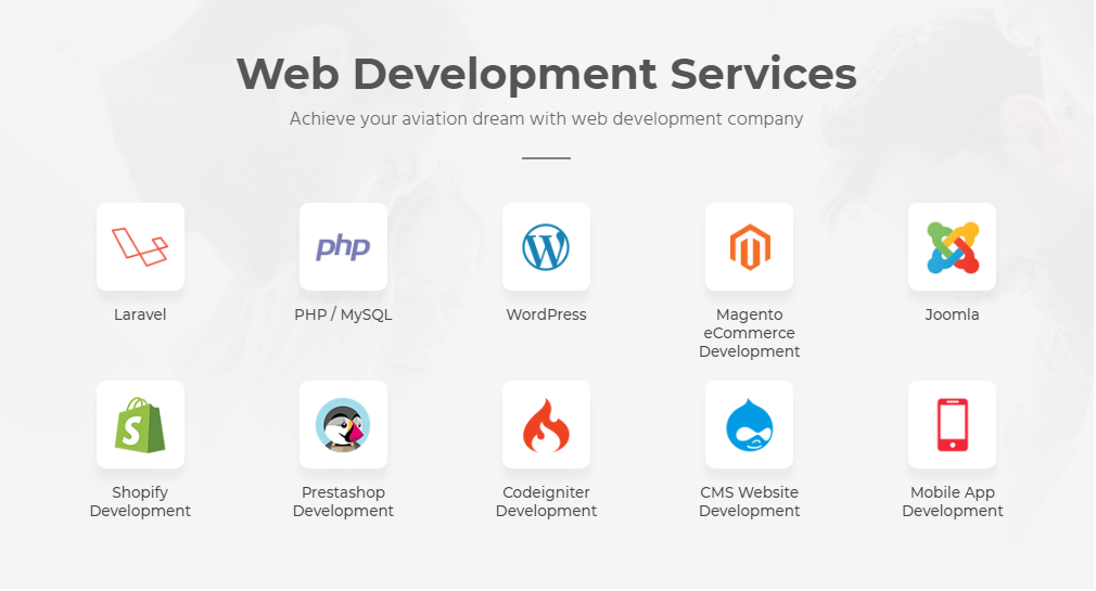 Front End Web Development Service| PSD to All Conversation @ Pixlogix Infotech