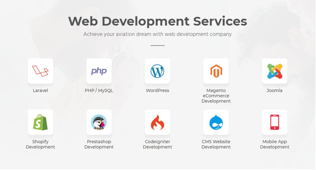 Front End Web Development Service| PSD to All Conversation @ Pixlogix Infotech