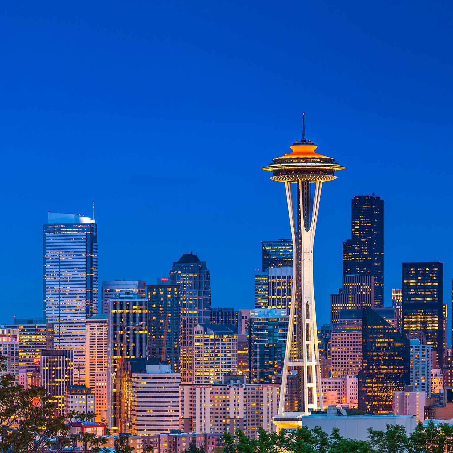 Cheap Airline Tickets to Seattle