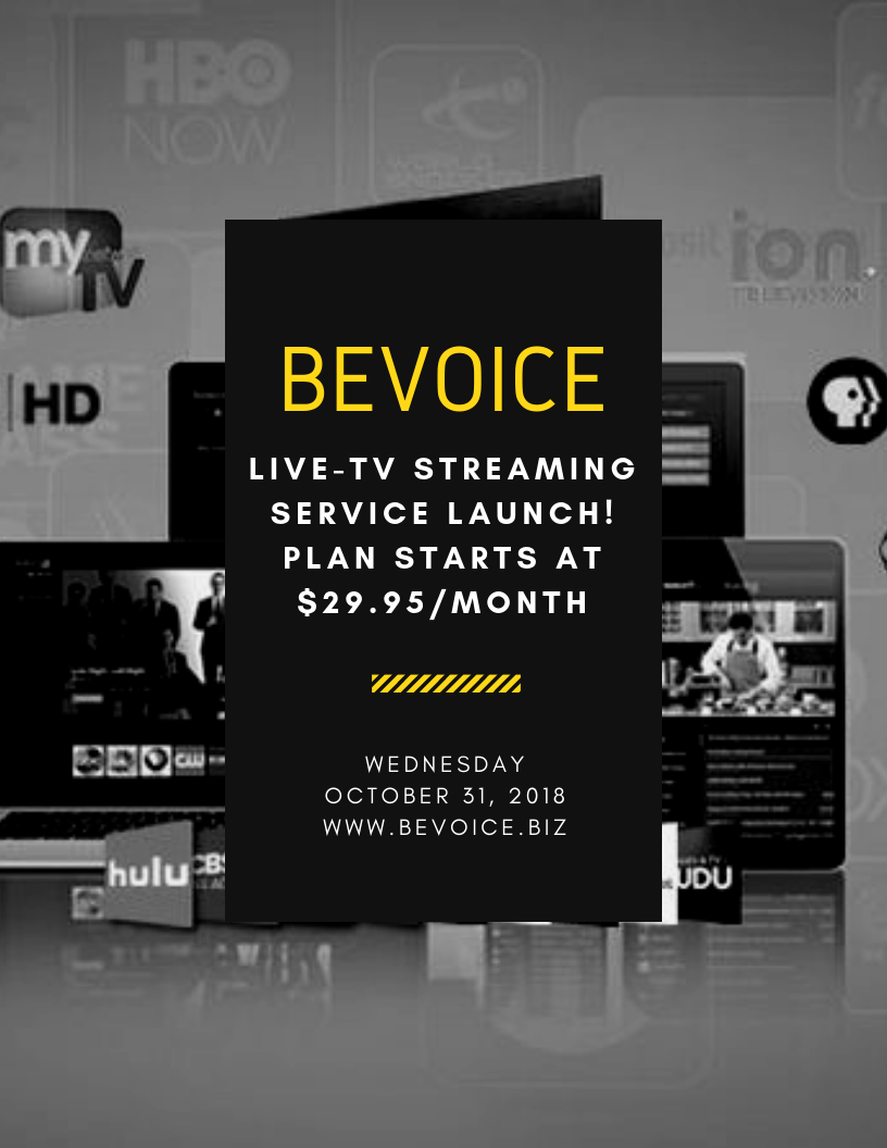 $29.95 Live -TV Streaming!!!