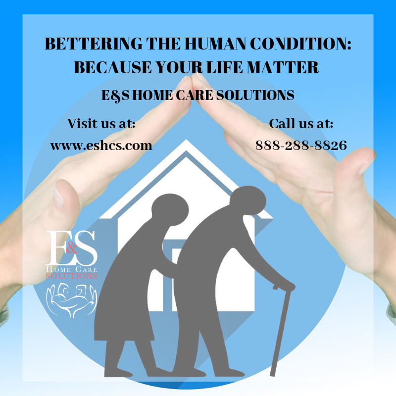Bettering the human condition: Because your life matters.