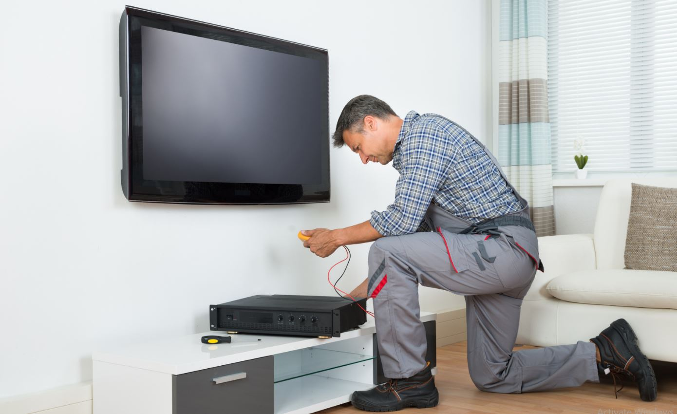 Television Repair Service by Steve