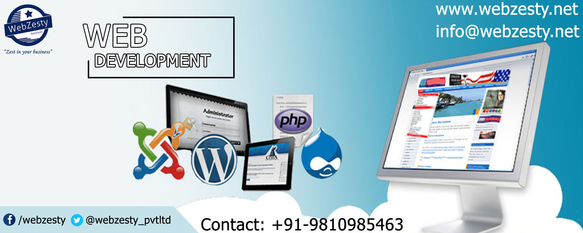 Our Website Development Services Helps to Boost Your Business