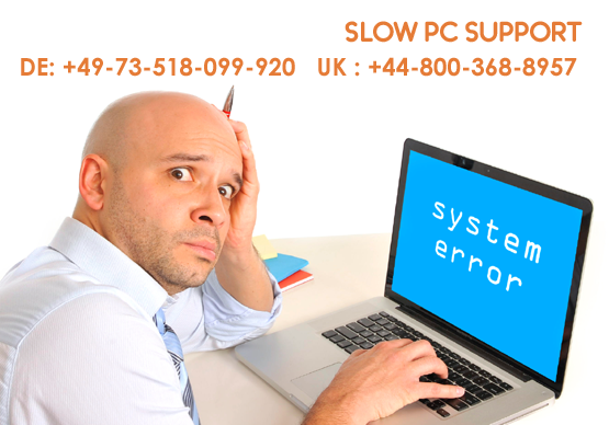 Top Computer Repair Company | Slow PC Supported in DE