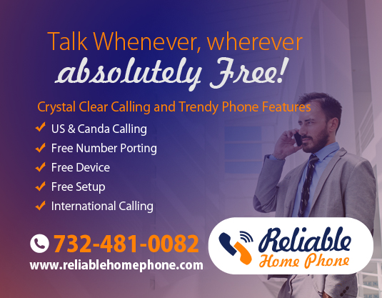 Reliable Home Phone Service in US