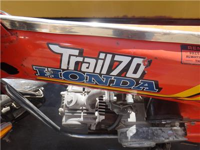 HONDA TRAIL 70 CT70