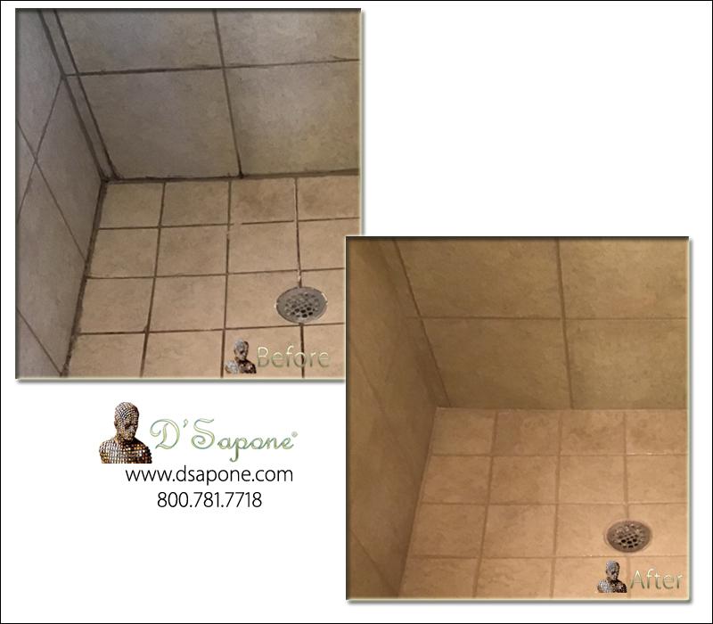 Shower Tile Restoration Service