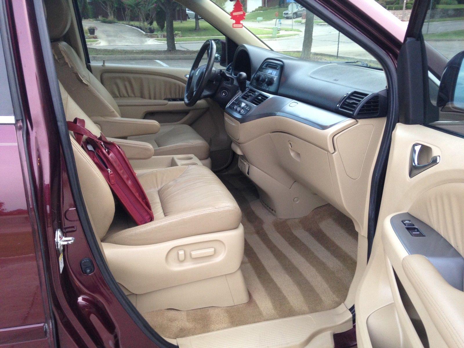 2008 Honda Odyssey EX-L  $1,500 Firm