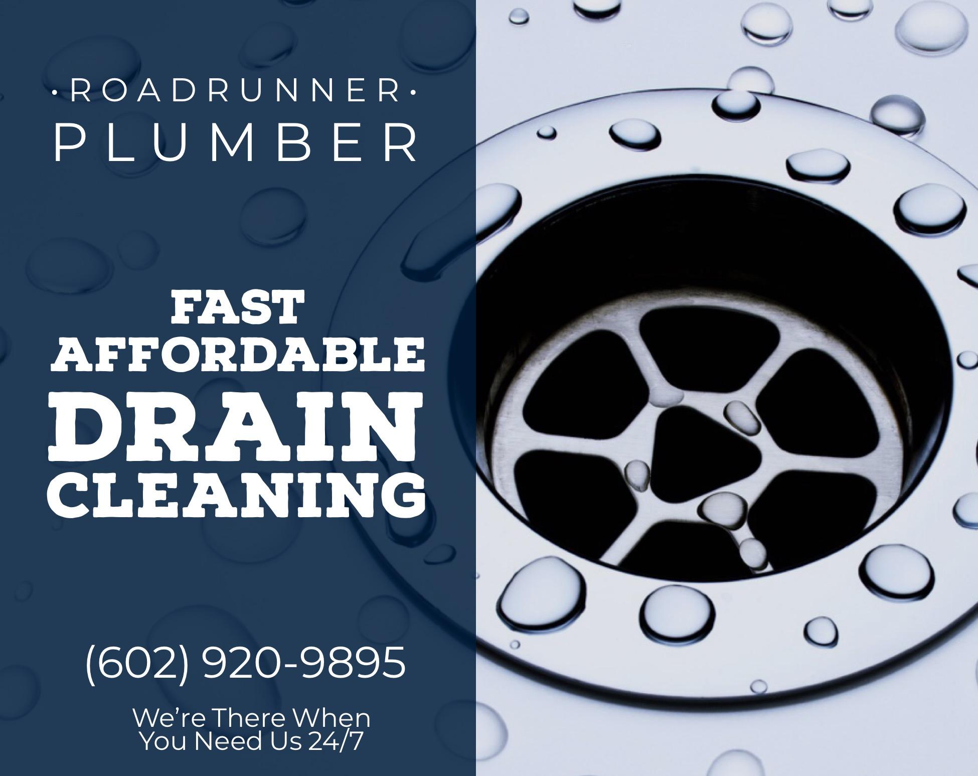 Plumber ⍟ DRAIN CLEANING ⍟ Plumbing