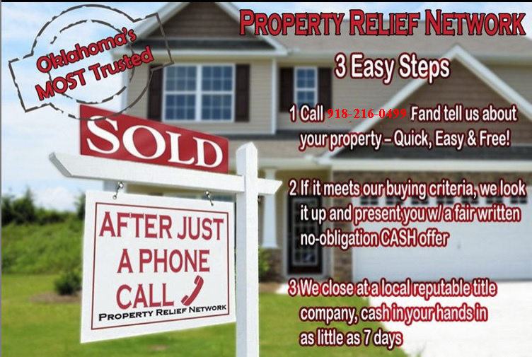 Sell your property NOW for a FAIR CASH OFFER! Can close in 7 days or less