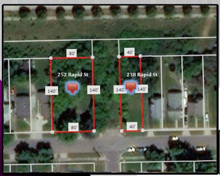 Amazing Vacant Lot Property in Pontiac Michigan!!