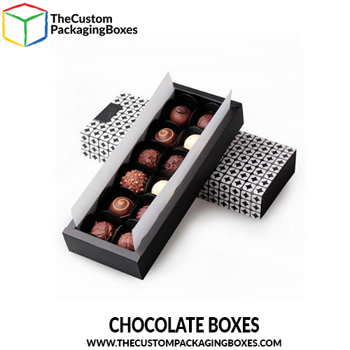 Chocolate boxes to package your chocolates fascinatingly