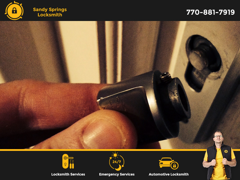 Sandy Springs Locksmith