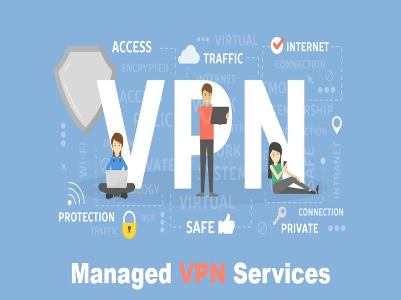 Secure your business data with Managed VPN Services