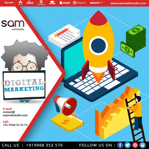 Digital Marketing Company in Delhi, India | Best Marketing Solutions